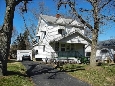 Dayton Single Family Home For Sale: 505 Redwood Avenue