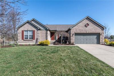 Springboro Single Family Home Pending/Show for Backup: 90 Wright Court