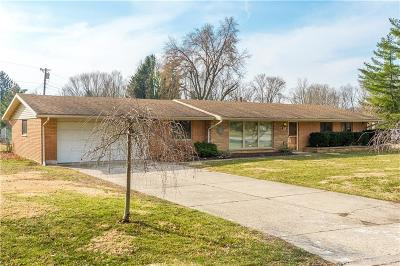 Bellbrook Single Family Home Pending/Show for Backup: 4007 Eckworth Drive