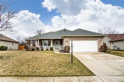 Dayton Single Family Home Pending/Show for Backup: 4485 Saratoga Place