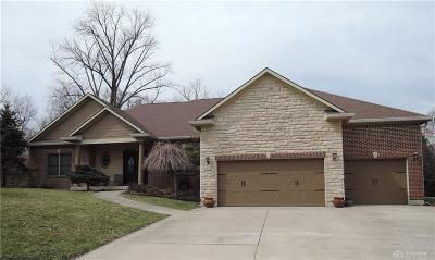 Centerville Single Family Home For Sale: 2128 Belleville Lane