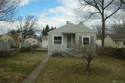 Kettering Single Family Home Pending/Show for Backup: 1067 Eureka Drive