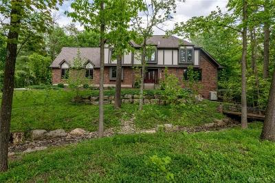 Montgomery County Single Family Home For Sale: 6618 Imperial Woods Road