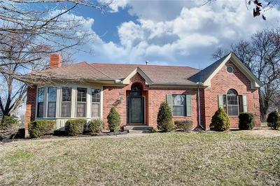 Fairborn Single Family Home For Sale: 1317 Cottage Court Drive