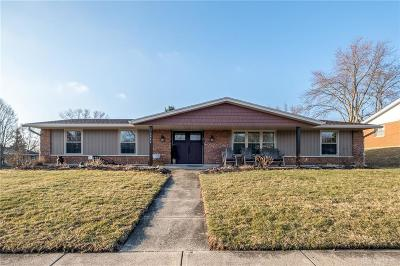 Fairborn Single Family Home Pending/Show for Backup: 1344 Horizon Drive