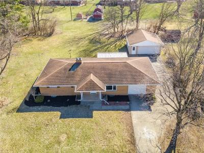 Single Family Home For Sale: 3716 Cloverdale Road