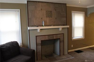Dayton OH Single Family Home For Sale: $50,000