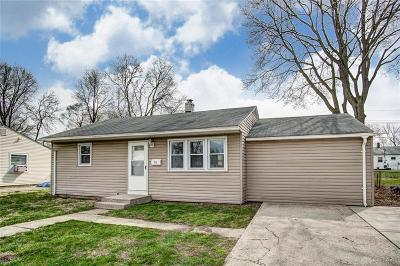 Fairborn Single Family Home Pending/Show for Backup: 712 Maple Avenue