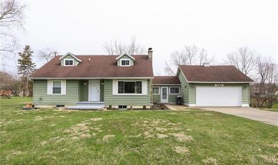 Beavercreek Single Family Home Pending/Show for Backup: 1180 Meadow Drive