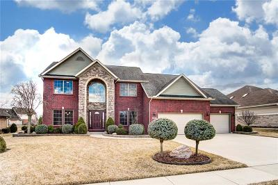 Troy Single Family Home For Sale: 1230 Hazeldean Court