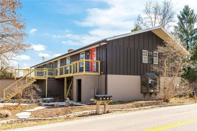 Yellow Springs Multi Family Home For Sale: 4444 Enon Road