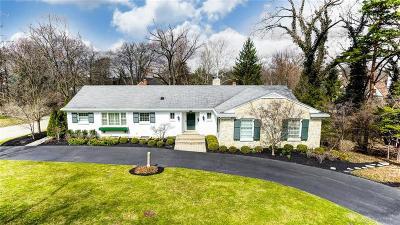 Oakwood Single Family Home For Sale: 1821 Southwood Lane