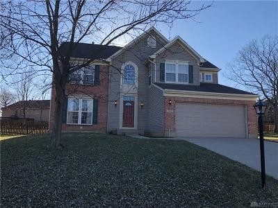 Miamisburg Single Family Home For Sale: 1165 Trish Court