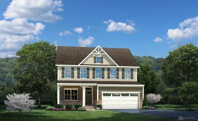 Tipp City Single Family Home For Sale: 899 Cedar Grove Drive