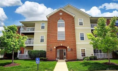 Beavercreek Condo/Townhouse Pending/Show for Backup: 2636 Harding Court #Q