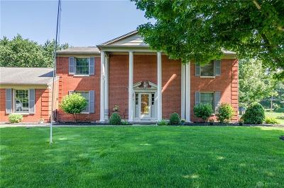Troy Single Family Home For Sale: 655 Garden Place