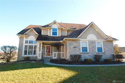 Bellbrook Single Family Home For Sale: 3243 Spillway Court