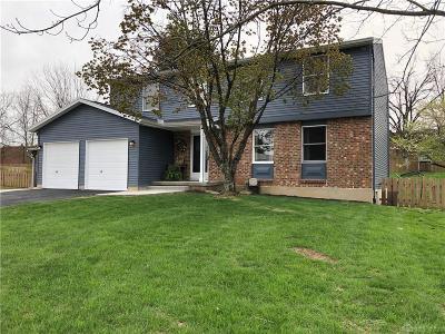 Beavercreek Single Family Home For Sale: 4171 Golden Eagle Court