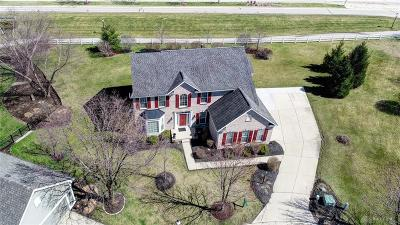 Centerville Single Family Home For Sale: 1555 Heritage Lake Drive