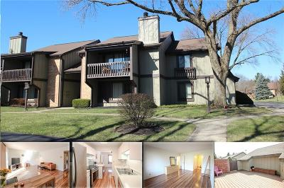 Centerville Condo/Townhouse For Sale: 6075 Single Tree Lane