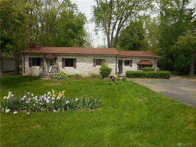 Butler Township Single Family Home For Sale: 2835 Little York Road