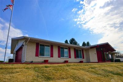 Xenia Single Family Home For Sale: 585 Saxony Drive