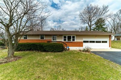 Beavercreek Single Family Home Pending/Show for Backup: 3952 Darden Drive