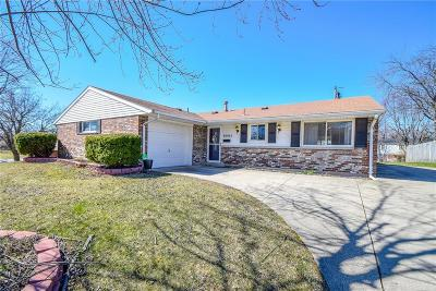 Huber Heights Single Family Home Pending/Show for Backup: 6805 Haddon Place