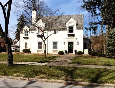 Oakwood Single Family Home Pending/Show for Backup: 235 Spirea Drive