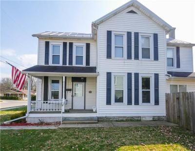 Miamisburg Single Family Home Pending/Show for Backup: 25 9th Street