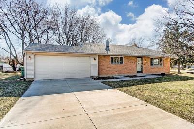 Kettering Single Family Home Pending/Show for Backup: 4048 Montezuma Place