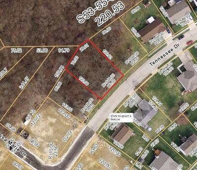 Xenia Residential Lots & Land For Sale: 2690 Tennessee Drive