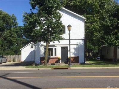 Union Single Family Home For Sale: 111 1/2 Main Street