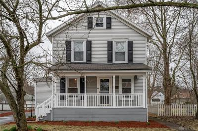 Dayton Single Family Home For Sale: 1310 Patterson Road