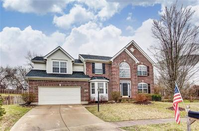 Springboro Single Family Home Pending/Show for Backup: 350 Hillcrest Drive