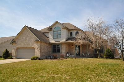 Tipp City Single Family Home Pending/Show for Backup: 722 Copperfield Lane