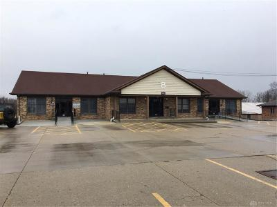 Fairborn Commercial For Sale: 7600 Dayton Springfield Road