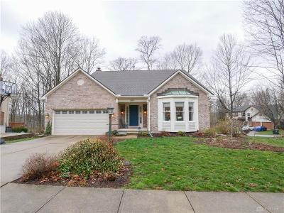 Bellbrook Single Family Home Pending/Show for Backup: 2167 Hillrise Circle