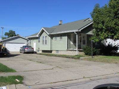 Fairborn Single Family Home For Sale: 809 Washington Avenue