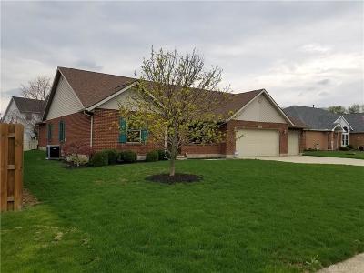 Tipp City Single Family Home For Sale: 695 Kessler Cowlesville Road