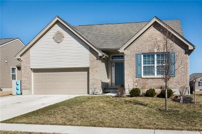Tipp City Single Family Home For Sale: 8017 Bushclover Drive