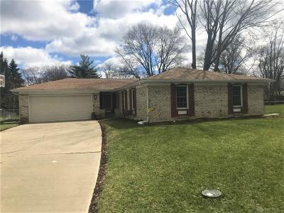 Centerville Single Family Home For Sale: 1014 Mill Run Court