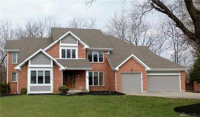 Montgomery County Single Family Home For Sale: 449 Ridge Line Court