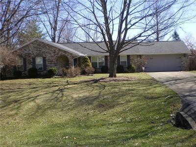 Single Family Home For Sale: 1110 Cardinal Drive