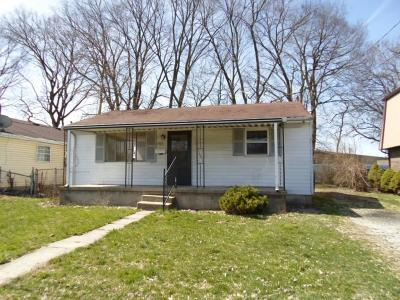 Fairborn Single Family Home For Sale: 1035 Harvard Avenue