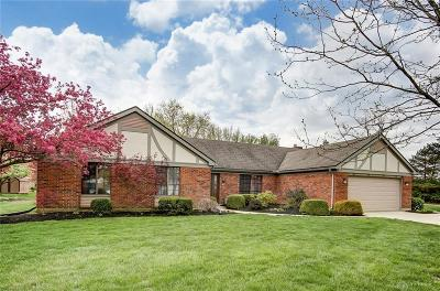 Beavercreek Single Family Home For Sale: 3789 Olde Willow Drive