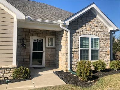 Tipp City Condo/Townhouse For Sale: 4726 Cobblestone Drive #4726