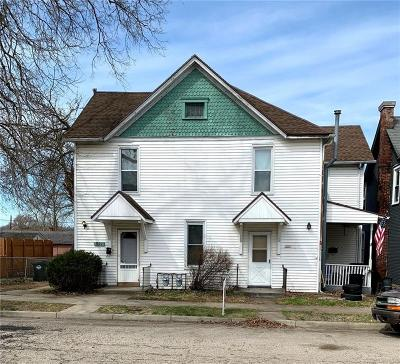 Miamisburg Multi Family Home For Sale: 319-321 3rd Street