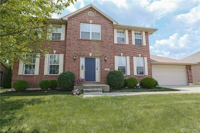 Clearcreek Twp OH Single Family Home For Sale: $329,900