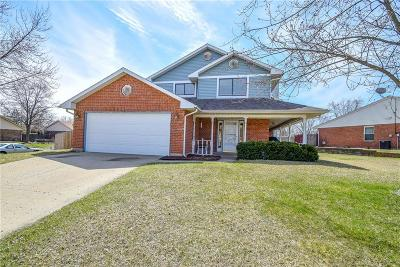 Huber Heights Single Family Home Pending/Show for Backup: 6456 Prairie Creek Court